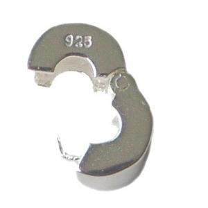 91ba07b185a1 Tope para cadena tipo Pandora - Cuentas y pendientes platade ley 925 ...